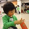 20120111-老師送的紅包...還沒下課就先偷瞄看看~~