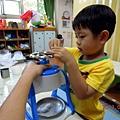 2012.07.21-為了配合夏天的到來..這陣子學校課程主題總圍繞著「消暑」....