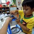 2012.07.21-這天老師讓我們自己做剉冰...