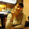 2012.10.06-週六足球課結束,會固定跟爸媽來到這家日本料理店用餐...