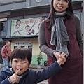 """2012.12.29-休息站之....""""天公疼憨人""""~跟我的表情有搭吧~:P"""