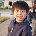 2012.12.29-「寶貝,媽咪永遠不會忘記你此刻的笑靨;還有這陪伴過我成長的家鄉....」
