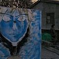 2012.12.29-鄉下地方也有年輕人的塗鴉