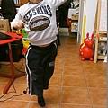 2013.01.30-手舞足蹈多起勁...這是近來本人的興趣~~