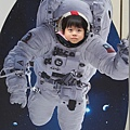 2013.02.02-了解九大行星(現在教的是說八大行星)...進而愛上宇宙,更是想當太空人