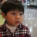 2013.02.02-主要是受幼稚園同學邀請來參加生日party的...