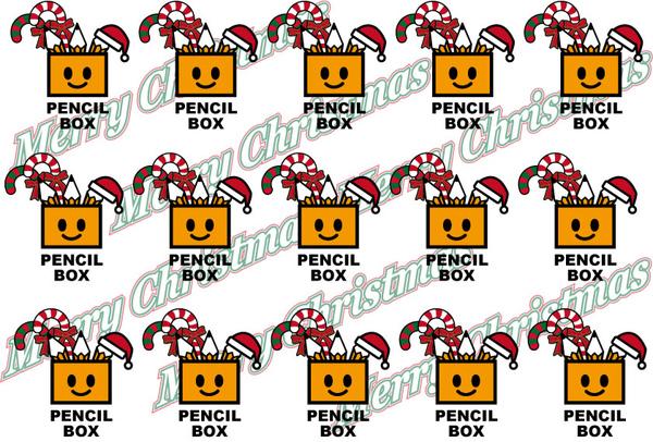 Pencil Box-聖誕桌布2.jpg