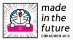 哆啦A夢 40th Logo