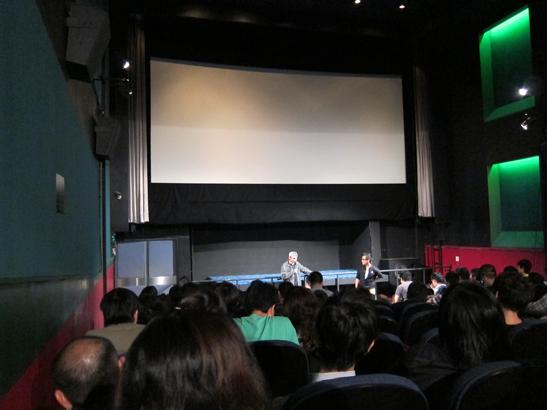 2011.06.04 百老匯電影中心 - 徐克 - 第一類型危險 005.JPG