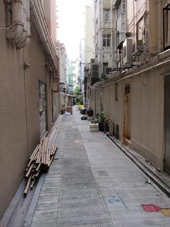07 尖沙咀皇悅酒店旁後巷 01