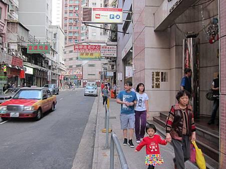 七姊妹道 2012.12.16 北角 004