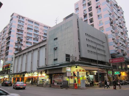 華聲戲院 2012.01.29 深水埗 008