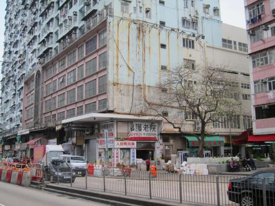 英華戲院 2012.12.20 新蒲崗 014