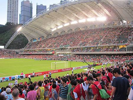 10 香港大球場