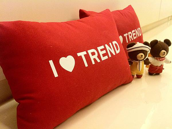 i love trend 午安枕