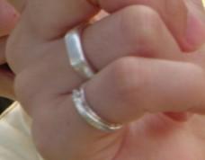 戒指與螺絲帽