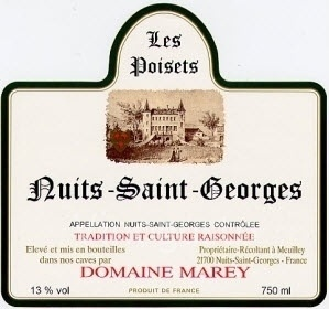 marey Nuits saint georges 2