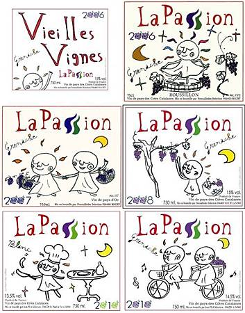 La Passion 合圖