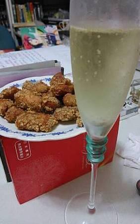 Zardetto Prosecco 鹽酥雞