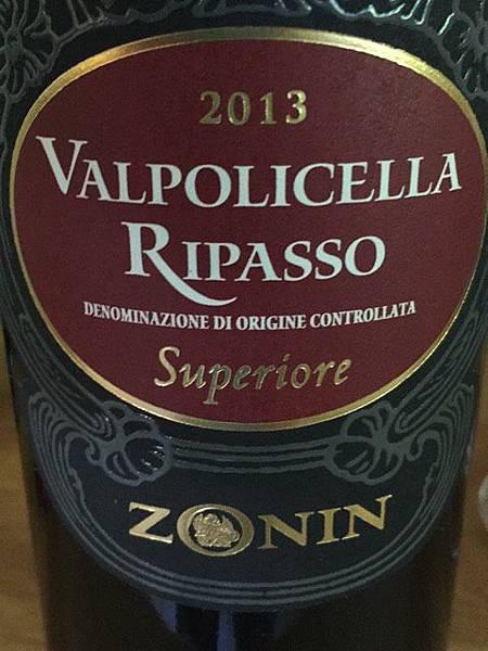 Zonin Valpolicella 02
