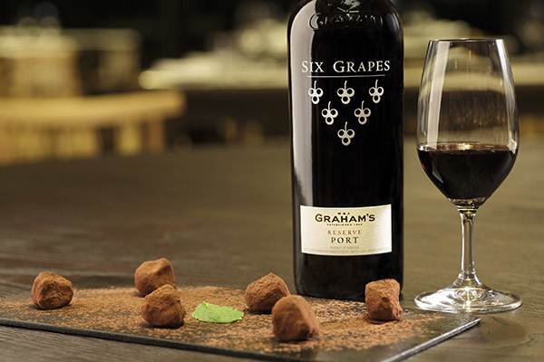 grahams six grapes 佐餐