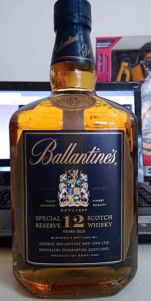 Ballantine Gold 12