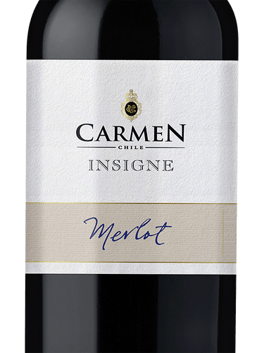 Carmen Insigne Merlot 2015 big