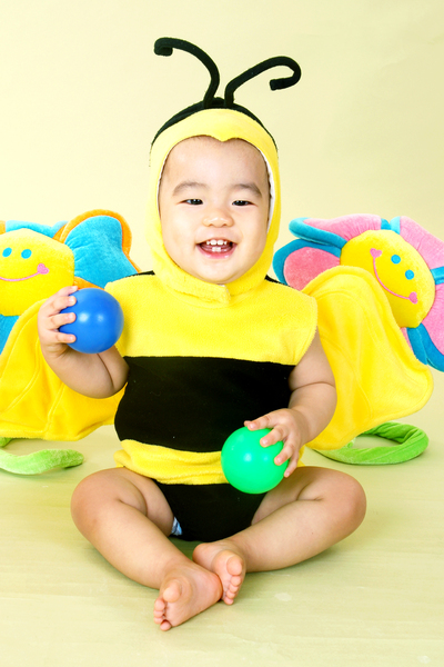 我是小蜜蜂!