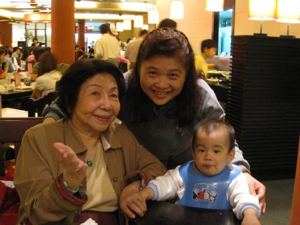 奶奶和乾阿祖~