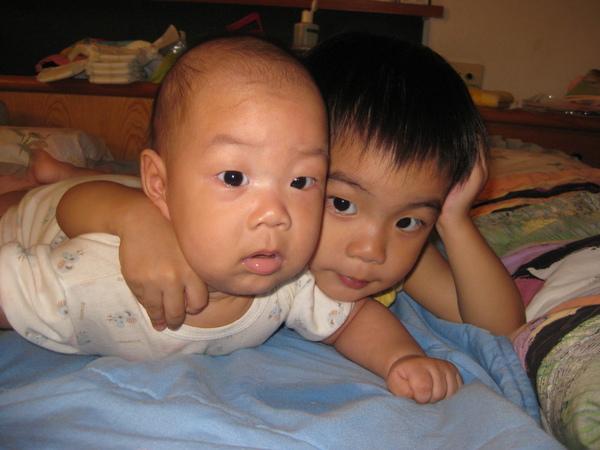 兩兄弟(2y8m & 3m26d)