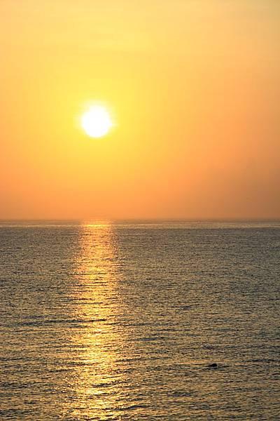 最像日落的日出.JPG