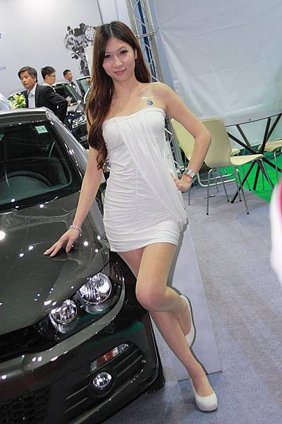 車展女郎1