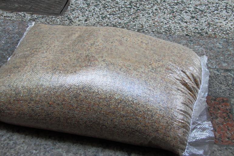 大陸來的矽砂