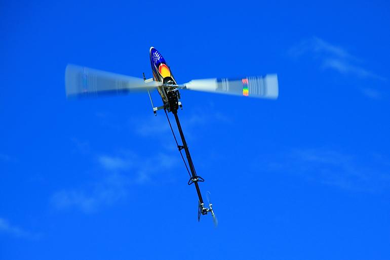 770直升機特技飛行3