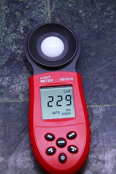 照度測量LED雙燈