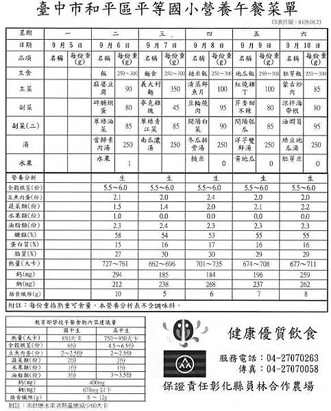 105-1-2 營養午餐菜單.JPG