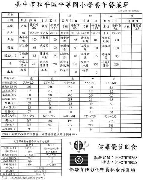 105-1-1 營養午餐菜單.JPG