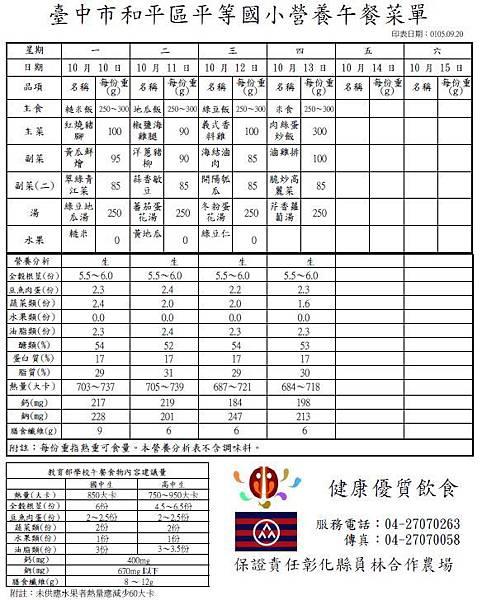 105-1-7 營養午餐菜單.JPG