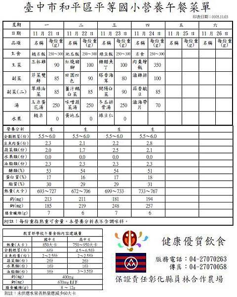105-1-13 營養午餐菜單.JPG