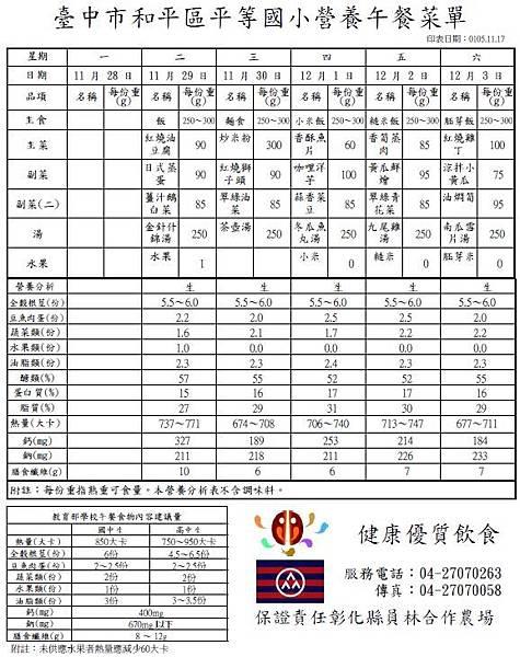 105-1-14 營養午餐菜單.JPG