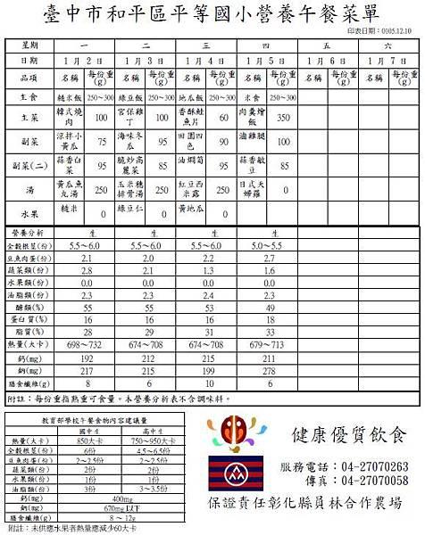 105-1-19 營養午餐菜單.JPG