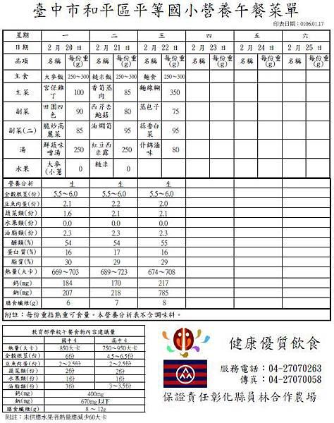 105-2-2 營養午餐菜單.JPG