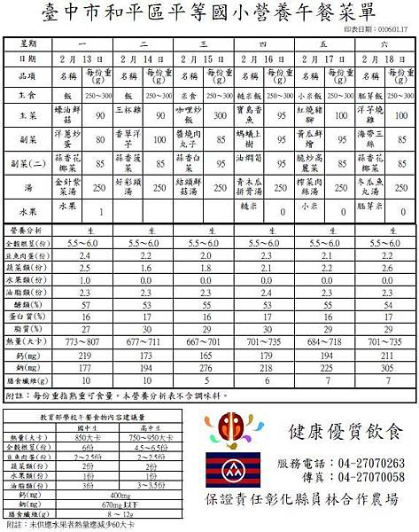 105-2-1 營養午餐菜單.JPG