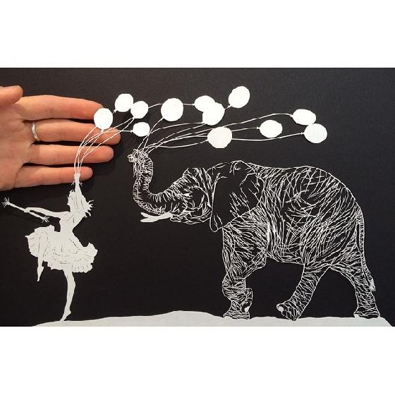 紐約藝術家Maude White-11