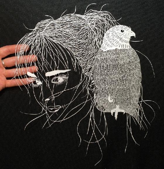 紐約藝術家Maude White-9