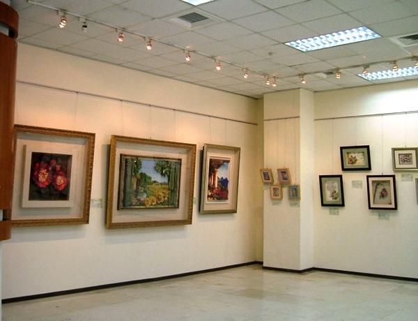 2006.8月19日台北市社教館~立體紙雕特展2