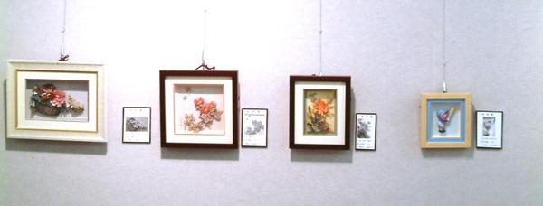 2008.6月18日台北縣政府~立體紙雕特展2
