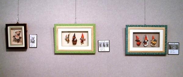 2008.6月18日台北縣政府~立體紙雕特展11