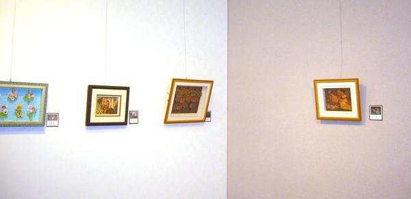 2008.6月18日台北縣政府~立體紙雕特展13