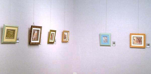 2008.6月18日台北縣政府~立體紙雕特展14